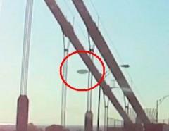 ufo 2013, vide ufo 2013, ufo ponte verrazzano,ufo new york,notizie ufo,avvistamento ggetti volanti